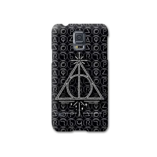 Coque Samsung Galaxy S5 WB License harry potter pattern - Hollows triangle N