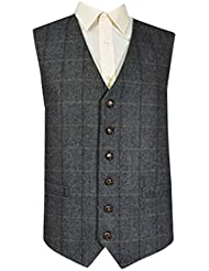 Lloyd Attree & Smith - Gilet - Homme Gris Gris