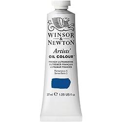 Winsor & Newton Artists - Tubo de pintura al óleo (37 ml), azul