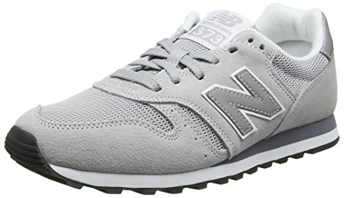 New Balance Herren ML373 Sneaker, Grau (Light Grey/ML373), 44 EU - New Balance-mens Turnschuhe