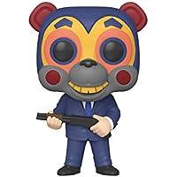 Funko- Pop TV: Umbrella Academy-Hazel w/Mask Collectible Figure, Multicolor, Estándar (45055)
