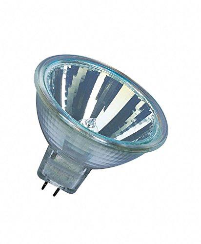 Osram DecoStar Halogen-Reflektor, GU5.3-Sockel, dimmbar, 12 Volt, 35 Watt, 36 ° Abstrahlungswinkel, Warmweiß - 2800K