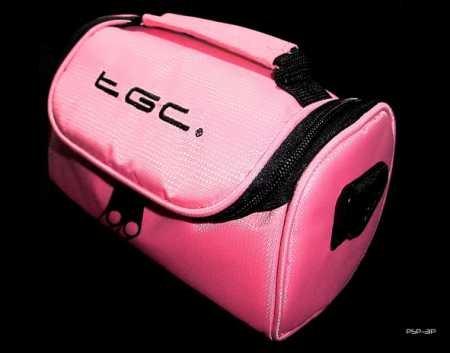 New Baby Pink Travel Bag Schutzhülle für die Garmin FishFinder echotm 300C SAT NAV GPS 300 Fishfinder