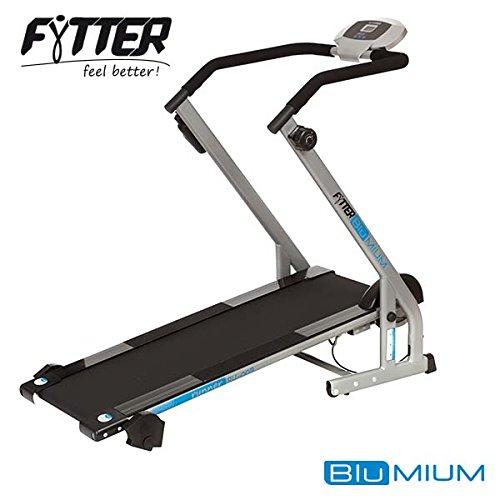 FYTTER RUNNER-RU - 00B Laufband mechanisch-Kostenlose Lieferung