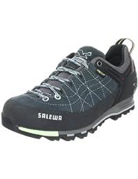 SALEWA WS MTN TRAINER GTX-PELLE 00-0000063126 - Zapatillas de deporte de ante para mujer