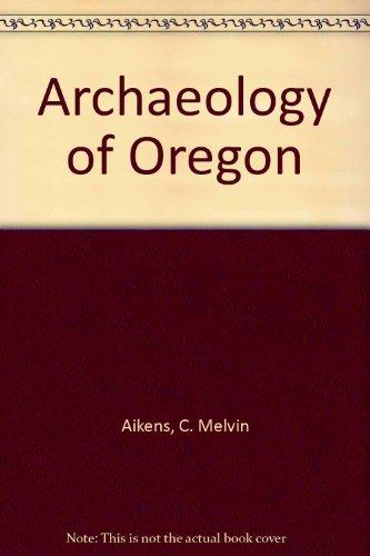 Archaeology of Oregon