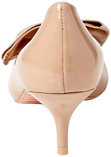 Dune Berell, Closed Toe Chaussures À Talons Femme Beige (nu)