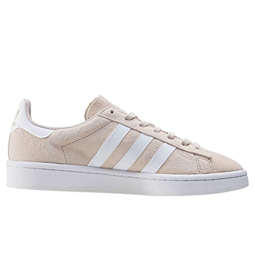 adidas - Campus, Scarpe basse Donna Marrone (Clear Brown/footwear White/rose Crystal White)