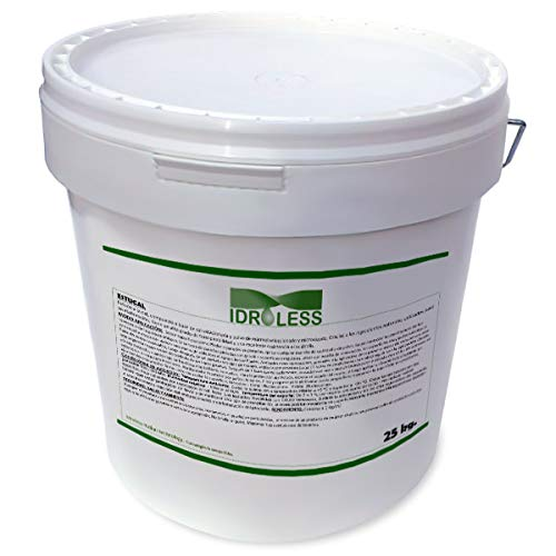 Estucal de Idroless para restauración o decoración - 25 kg, Color a medida