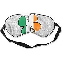 Irish Flag With Shamrocks Unisex 99% Eyeshade Blinders Sleeping Eye Patch Eye Mask Blindfold For Travel Insomnia... preisvergleich bei billige-tabletten.eu