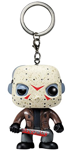 Price comparison product image Funko FUN4871 POCKET POP! KEYCHAIN: Horror - Jason Voorhees