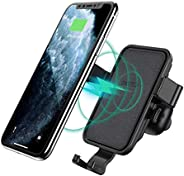 CHOETECH Wireless Car Charger Mount, Aromatherapy Fast Wireless Charger Car Air Vent Phone Holder 7.5W Compati
