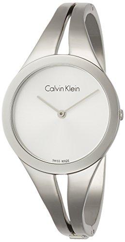 Calvin Klein Femme Analogique Quartz Montre avec Bracelet en Acier Inoxydable K7W2M116