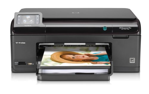 HP Photosmart Plus B209a Multifunktionsgerät (Drucker, Scanner, Kopierer) -