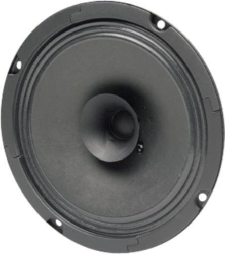 Visaton VS-BG17-Lautsprecher (schwarz, TV/Monitor-Lautsprecher, 80-20000Hz, 165x 165x 61,5mm, MB 156/3)