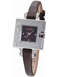 Paris Hilton Small Square PH138.4305.99 Reloj elegante para mujeres Momento Estelar de Diseño