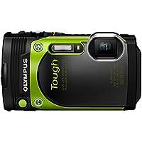 Olympus Tough tg-870Digitalkameras 16,8Mpix Optischer Zoom 5X