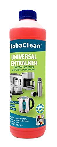 Flüssig-Entkalker für Kaffeevollautomaten 750ml Universal-Entkalker für Jura Tassimo Senseo uvm. 100% ökologischer Kalklöser für Kaffeemaschinen, Dampfbügeleisen, Wasserkocher Kalkreiniger Made in Germany thumbnail