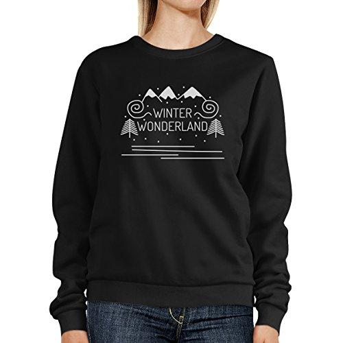 Winter Wonderland-sweatshirt (365 Printing Damen Sweatshirt One size Gr. Medium, Winter Wonderland)