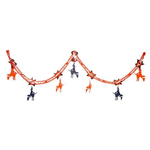 den, Die Flaggen-dekorations-bankett-dekorations-Flagge Für Halloween Hängen(A,2m) ()