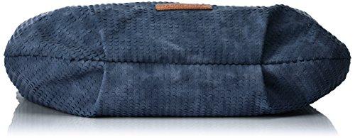 Marco Tozzi - 61001, Borsette da polso Donna Blu (Ocean Comb)