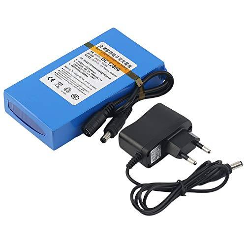 Batteria ricaricabile agli ioni di litio per batteria ricaricabile agli ioni di litio con batteria ricaricabile agli ioni di litio DC 12V 8000mAH