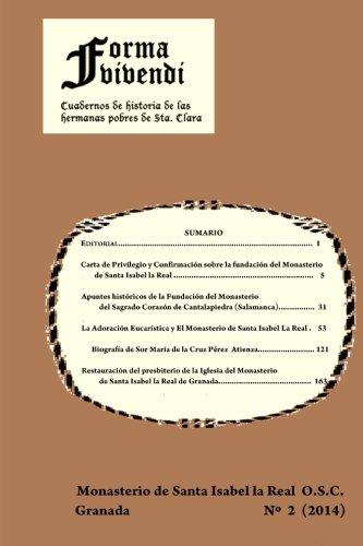 forma-vivendi-ii-cuadernos-de-historia-de-las-hermanas-pobres-de-santa-isabel-la-real