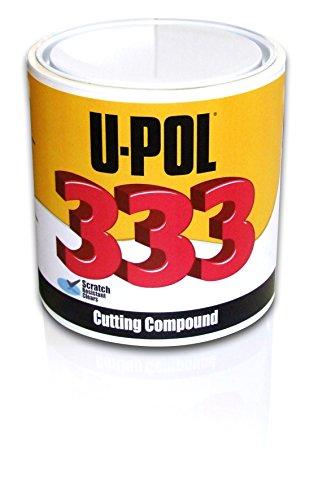 UPol QW333/1 Pâte pour défauts sur carrosserie 333 1,25 kg
