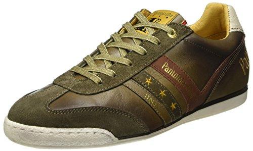 Pantofola D'OroVasto Mettalico Uomo Low - Scarpe da Ginnastica Basse Uomo , Argento (Silber (.Eiu)), 42