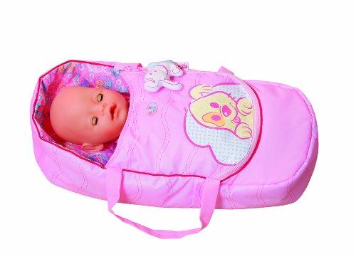 Zapf Creation 817667 - Baby born, interactive Schlafsack
