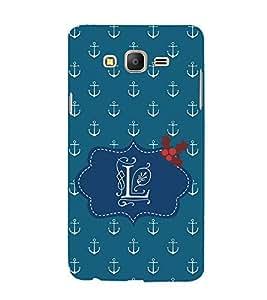 EPICCASE anchor of L Mobile Back Case Cover For Samsung Galaxy E7 (Designer Case)