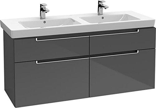 Preisvergleich Produktbild Villeroy & Boch Waschtischunterschrank Subway 2.0 A91700 1287x590x449 Ulme Impresso, A91700PN