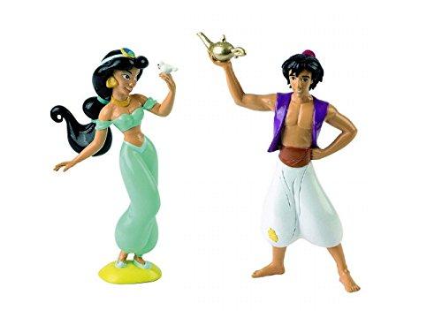 Disney Jasmin und Aladdin Geburtstagsparty Kuchendekoration (Party Jasmin Geburtstag)