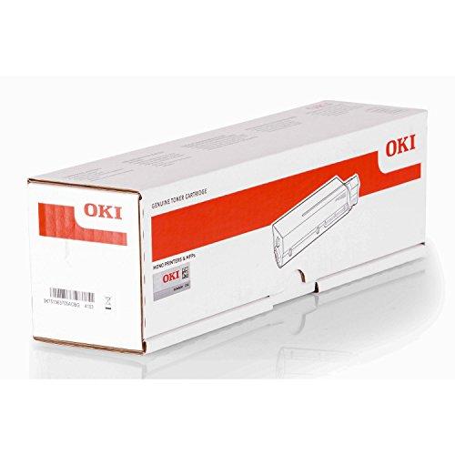 Preisvergleich Produktbild 1x Original OKI Toner 45807102 für OKI MB 472 DNW - BLACK - Leistung: ca. 3000 Seiten/5%