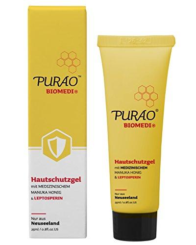 Natürliches antibakterielles Manuka Honig Salbe Lippenbalsam Hautschutzgel (Deutsches)
