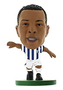 SoccerStarz SOC1115 West Brom Matt Phillips Classic - Kit de hogar
