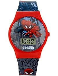 Disney Digital Multi-Colour Dial Boy's Watch - DW100488