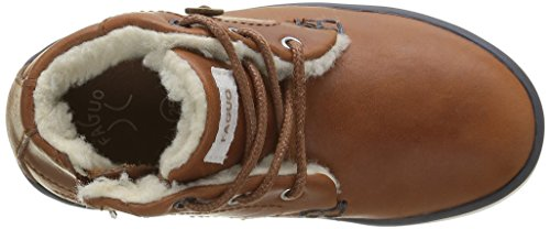 Faguo Unisex-Kinder Wattle Sneaker Braun - Marron (004 Tawny F)