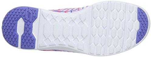 Skechers Valeris Mai Tai, Chaussures De Tennis Pour Femme Pink (pink (pkpr))