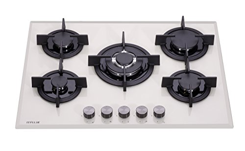 millar-gh7051pm-70cm-built-in-5-burner-gas-on-glass-hob-cooker-cooktop-with-ffd