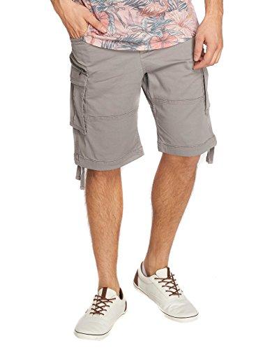 JACK & JONES Herren Hosen/Shorts jjiChop jjCargo Braun L (Camo Short)