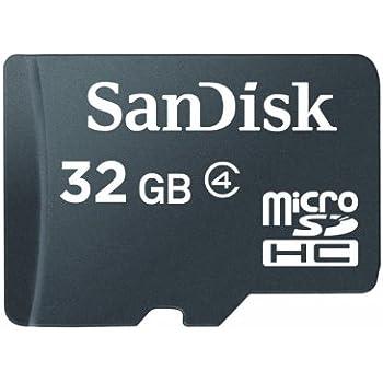 SanDisk SDSDQ-032G-FFP Tarjeta de Memoria SDHC de 32 GB