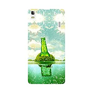 Phone Candy Designer Back Cover with direct 3D sublimation printing for Lenovo K3 Note