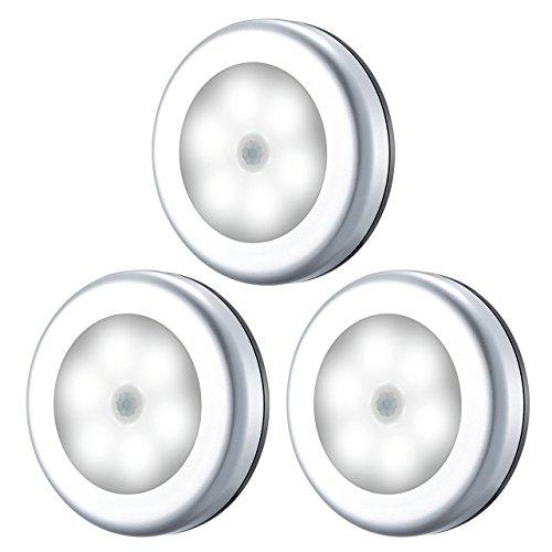 [3 unidades]Luces con Sensor de...