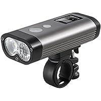 Ravemen luz LED Trasera para Bicicleta Unisex, Unisex Adulto, PR1200, Plateado, Fino a 1200 Lumen