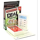 GOLDEN FEATHER Monopoly Deal Card Game for Kids and Adults
