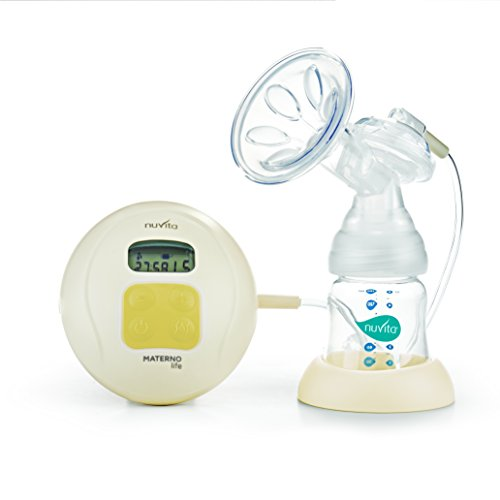 Nuvita 1286 Materno Life Sacaleches   Extractor Leche