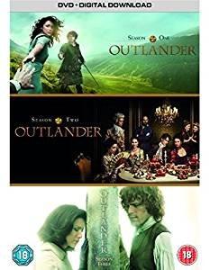 Price comparison product image Outlander - Seasons 1-3 DVD - 12 Disc's