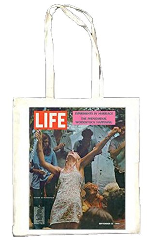 Life Magazine Coque – Festival Woodstock Sac fourre-tout