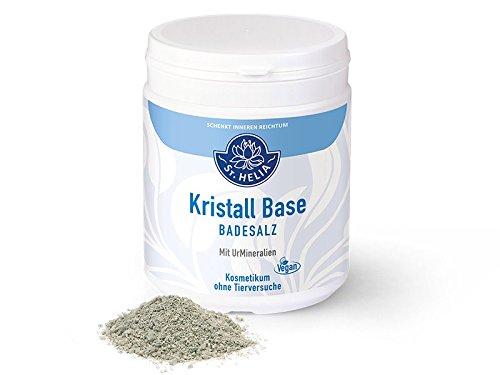 St. Helia Kristall Base Badesalz - Wasser-bad-kristalle